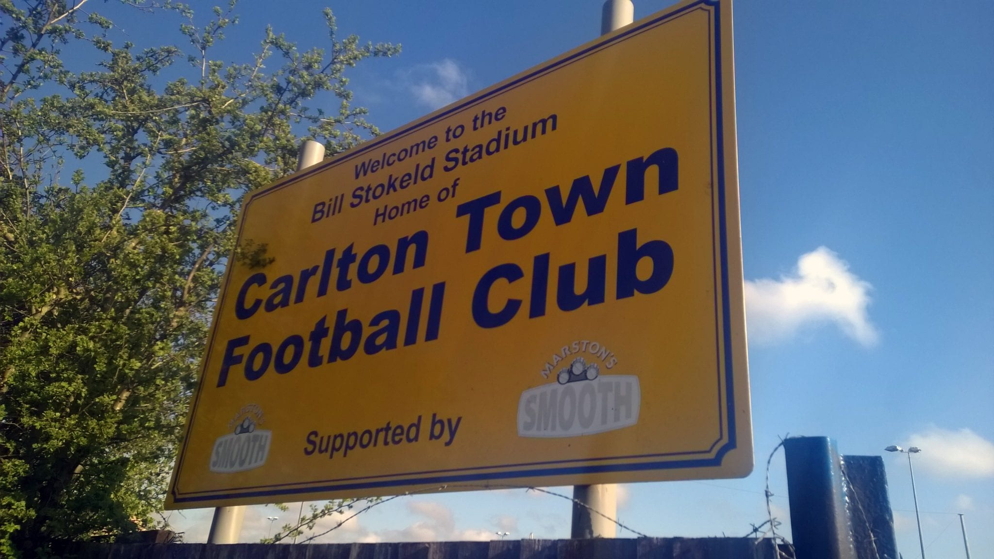 MATCH REPORT: Carlton Town 3-1 Lincoln Utd