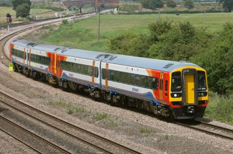 Picture courtesy of East Midlands Trains