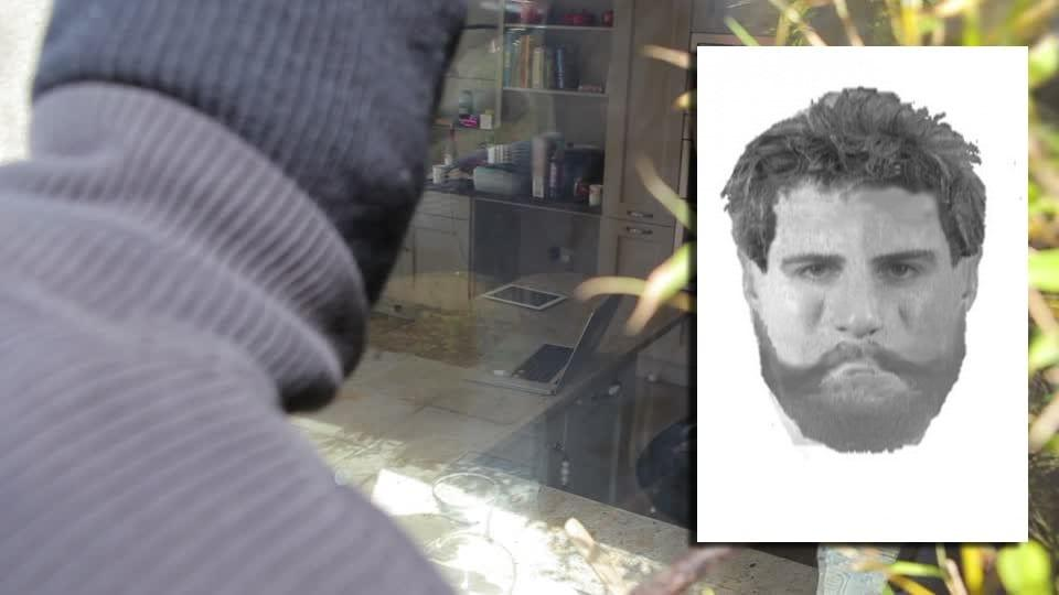 Porchester burglary appeal: Do you recognise this man?