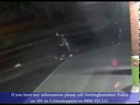 Police make CCTV appeal after Bestwood robbery