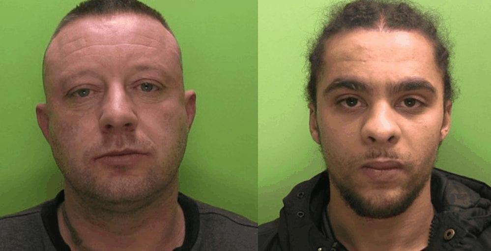 Do you know these men? Police step up hunt for fugitives