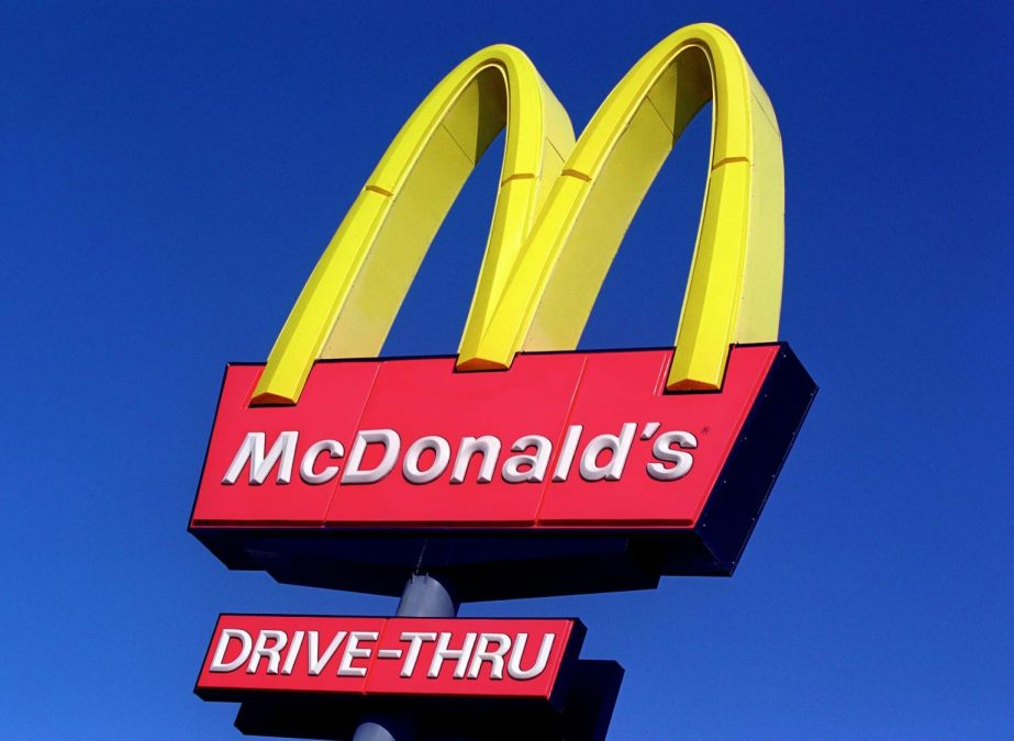 Digital makeover for McDonald's restaurant at Netherfield