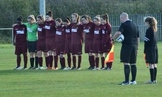 Match Report: Arnold Town Ladies 0 Notts County Development 2