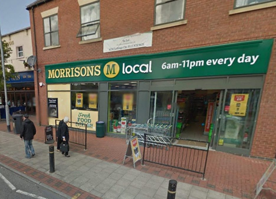 Morrisons to sell M Local convenience store chain for £25m