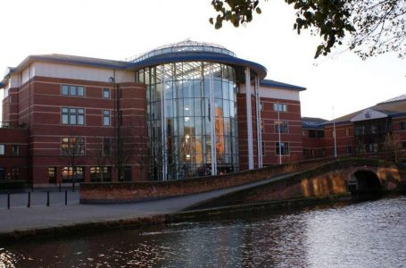 PICTURED: Nottingham Magistrates' Court
