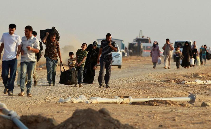 Foster carers wanted in Gedling for Syrian refugee children