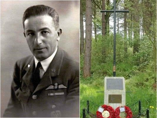 Son of Polish pilot will fly to Calverton from Australia for war plane crash memorial service