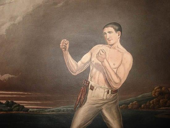 Photo of Arnold theatre joins fight to fund memorial for boxer Bendigo