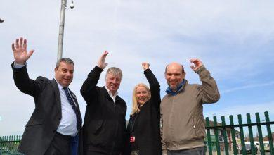 Photo of Retired PCSO's vision for new village CCTV camera becomes a reality