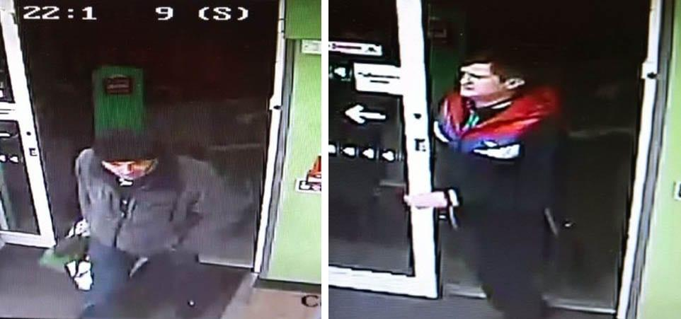CCTV images released after Lowdham Co-op theft