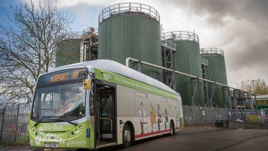 Photo of Colwick firm to help fuel new fleet of bio-gas buses
