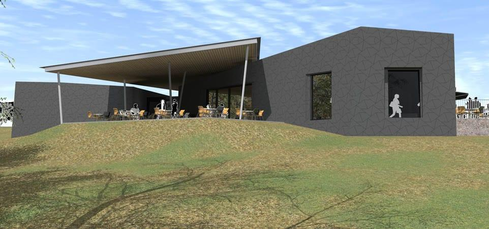 Photo of Plans for new £1.2m visitors centre at Gedling Country Park revealed