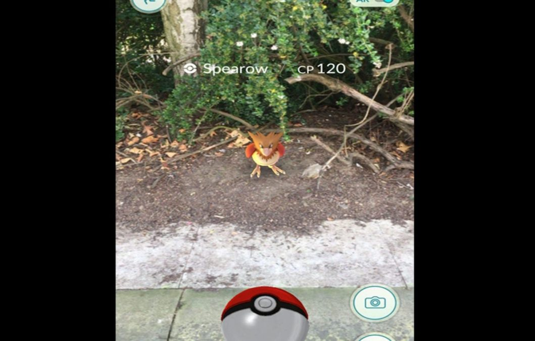 Bestwood park numbers boosted by Pokémon Go!