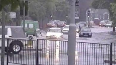 Photo of VIDEO: Ouse Dyke flooded areas of Carlton and Gedling back in summer of '94