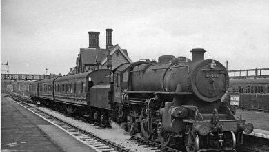 Photo of Drunken train driver properly fell off the wagon during journey from Lowdham to Notts