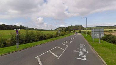Photo of Cyclist treated for minor injuries following collision with car in Calverton