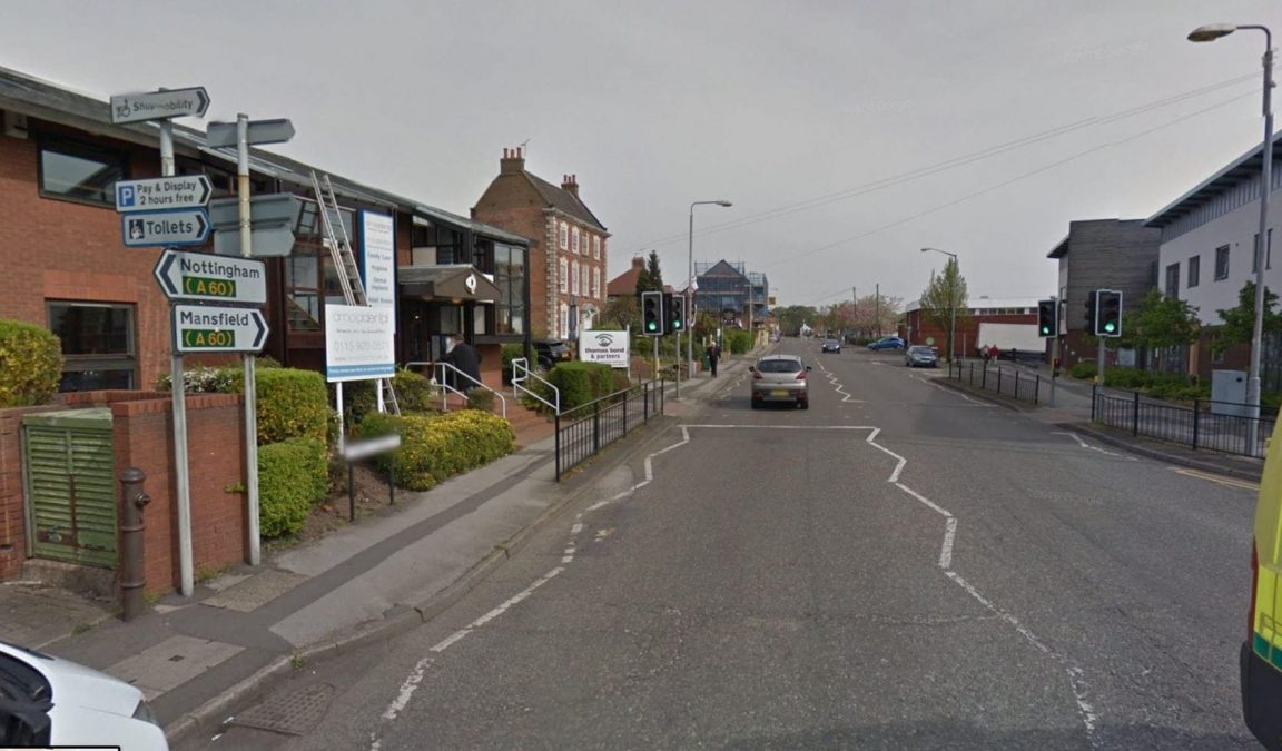 Police appeal after man is assaulted and robbed in Arnold town centre