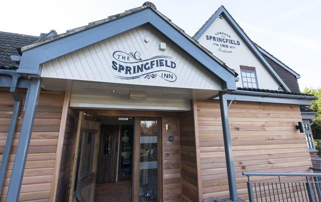 Take a look inside the new-look Springfield Inn at Lowdham following £500k makeover