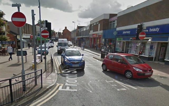 Photo of Police called after reports of assault in Arnold town centre