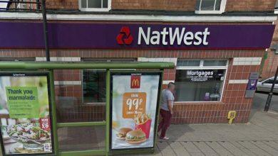 Photo of Netherfield branch of NatWest to close this year