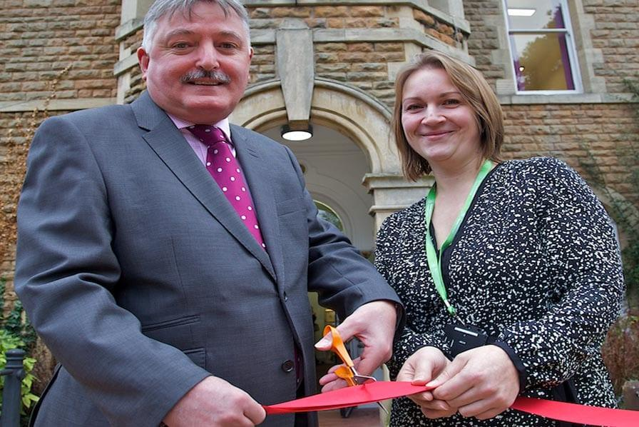 Councillors open Nottingham's newest register office in Arnold