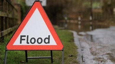 Photo of Flood warnings in place across Gedling borough