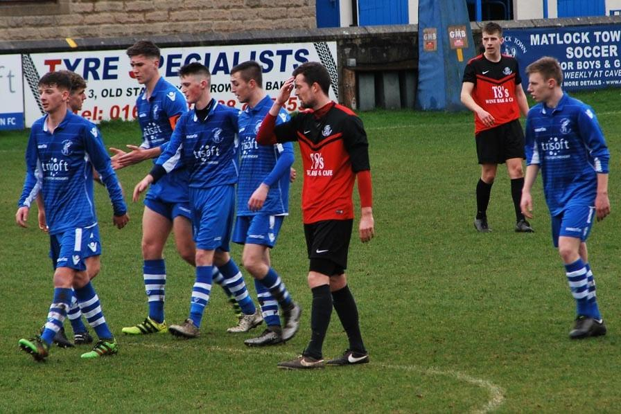 Photo of MATCH REPORT: Linby CWFC 1 – 7 Matlock Town Reserves