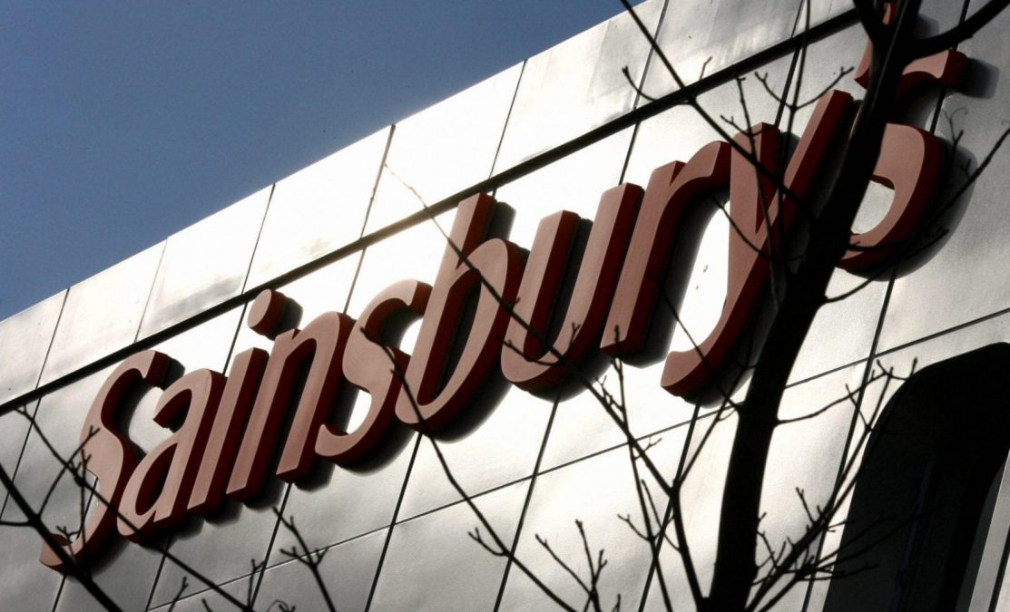 Sainsbury-sign