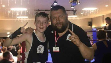 Photo of Coaches impressed by recent performances from two talented young boxers
