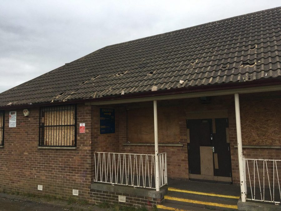 Roofing Firm Offer To Fix Damaged Carlton Park Pavilion
