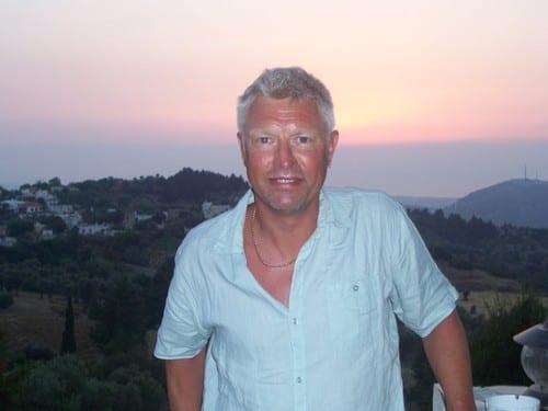 Photo of Mark Salter