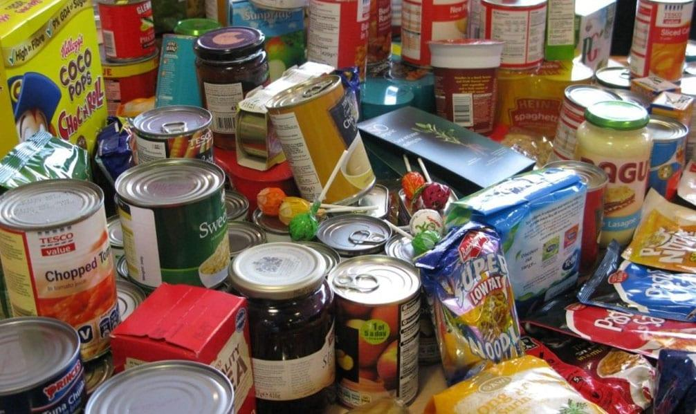 Arnold Foodbank thanks community after 13.5 tonnes of goods are donated over festive period