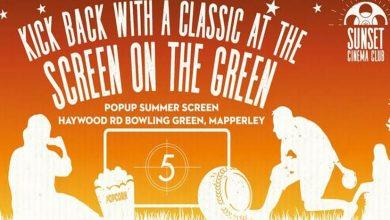 Photo of Pop-up cinema comes to Mapperley this summer