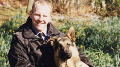Photo of Police dog kennels in Arnold reopen in memory of fallen colleague