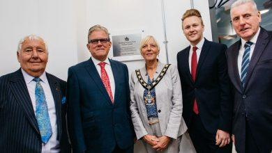 Photo of £1.5m visitor centre opens at Gedling Country Park