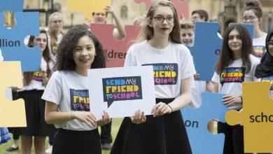 Photo of Carlton pupils call for more education cash during Parliament visit