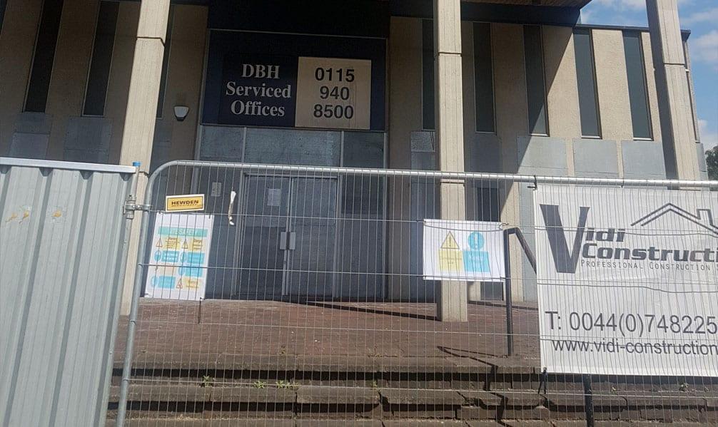 Work begins to transform eyesore Carlton office block