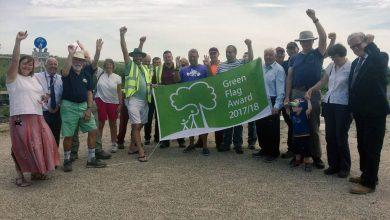 Photo of Gedling borough parks recognised in prestigious Green Flag awards