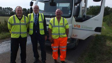 Photo of £1.27m boost unveiled for Nottinghamshire's roads