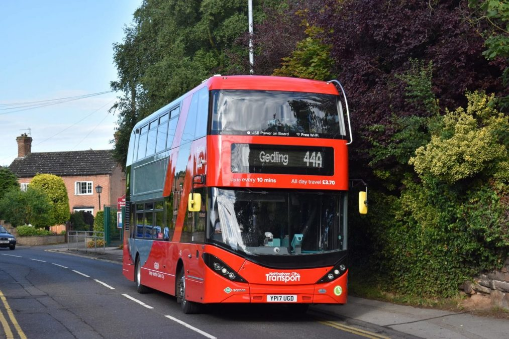 S44 Bus Time >> Red 44 Buses To Serve Racecourse Park Ride Site To Create More