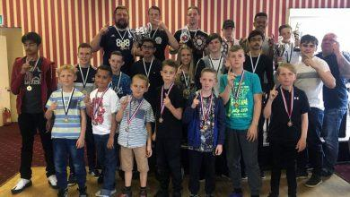 Photo of Presentation night rounds off season of success for Arnold School of Boxing