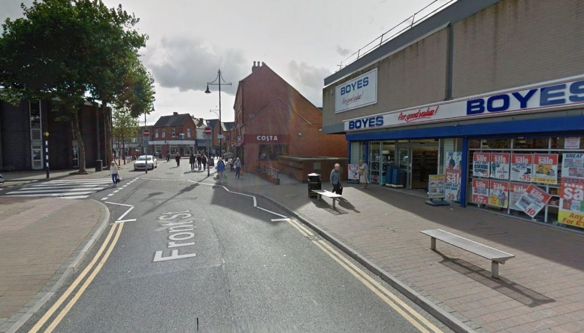 Gedling borough misses out on slice of Town Deal funding worth up to £25m