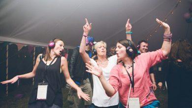 Photo of There's going to be a silent disco in Mapperley