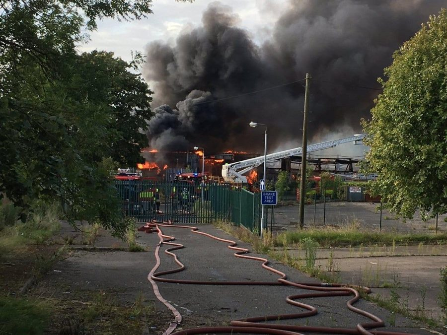 Council to share action plan with Arnold residents following Rolleston Drive fire