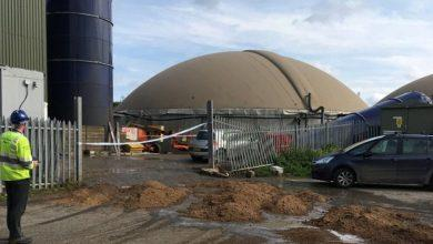 Photo of Two seriously injured in explosion on Colwick Industrial Estate
