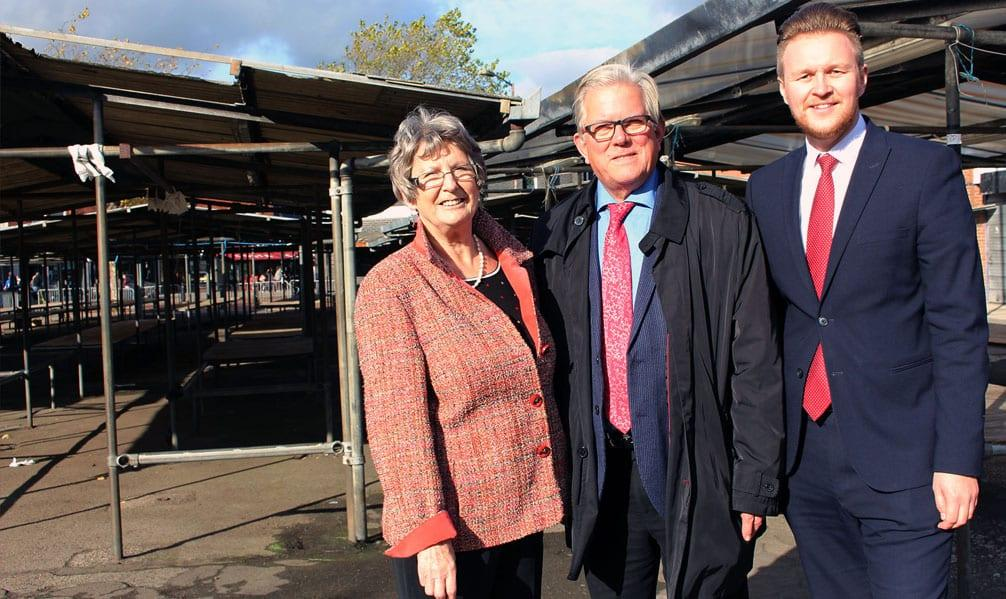 Photo of Arnold Market purchase plan announced by Gedling Borough Council