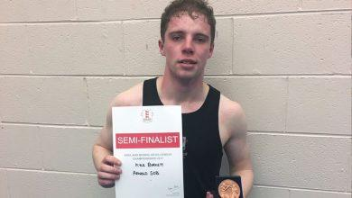 Photo of Sherwood boxer shines on national stage
