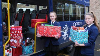 Photo of Carlton le Willows Academy pupils share true spirit of Christmas