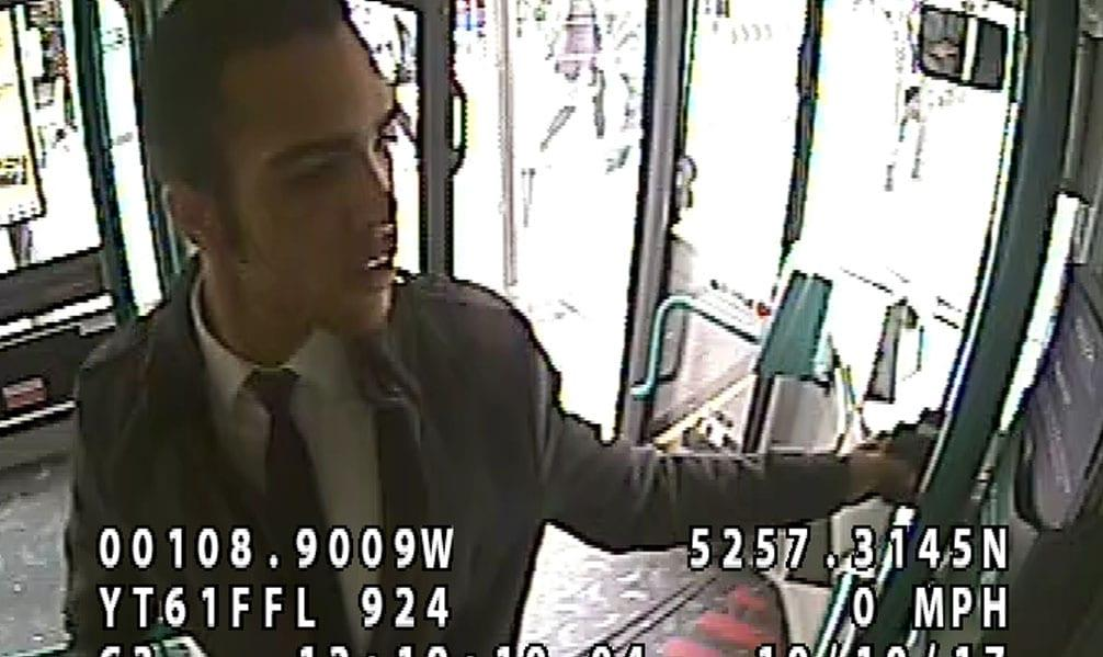 Police seek man after theft of cash on Bestwood bus