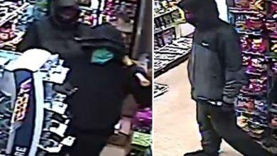 Photo of CCTV: Images released after Carlton store robbery